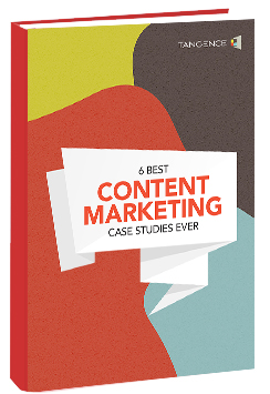 Content Marketing Case Studies Book Cover